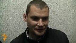 Алега Кероля судзяць за плякат салідарнасьці зь Зьмітром Дашкевічам