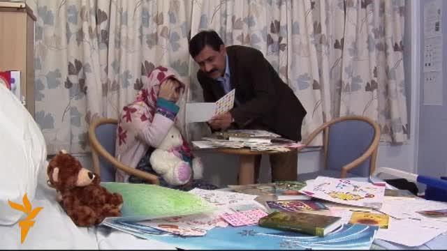 Falënderimi i babait të Malalas