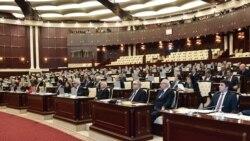 Ադրբեջանցի պատգամավորները քվեարկեցին Միլի մեջլիսի լուծարման օգտին