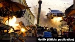 """Netfliksov akcijom nabijeni film """"6 Underground"""" smešten je u """"fiktivnoj"""" centralnoazijskoj diktaturi"""