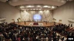 إحدى جلسات مجلس النواب العراقي