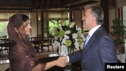 Президент Турции Абдулла Гюль