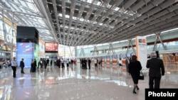 ერევნის საერთაშორისო აეროპორტი