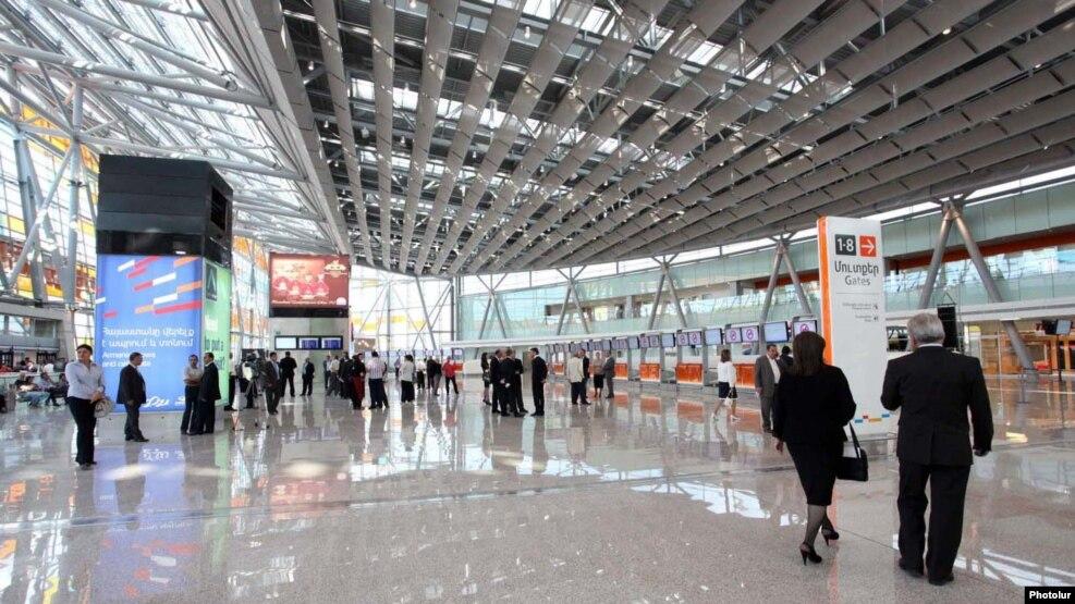 Рейсы Ереван-Киев участились до 14 раз в неделю