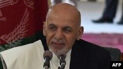 افغان ولسمشر اشرف غني
