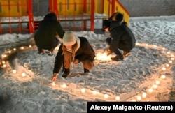 """Акция """"Любовь сильнее страха"""" 14 февраля в Омске"""