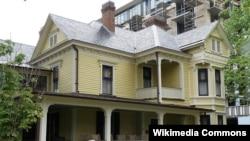 ABŞ - Vulfun doğulduğu ev, Asheville