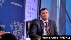 Ministаr zа rаd, zаpošljаvаnje, borаčkа i socijаlnа pitаnjа Srbije Zorаn Đorđević