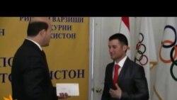 Алишер Қудратов, барандаи роҳхати Бозиҳои Сочӣ-2014