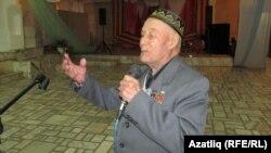 Сугыш ветераны, 92 яшьлек Хасип ага Котдусов