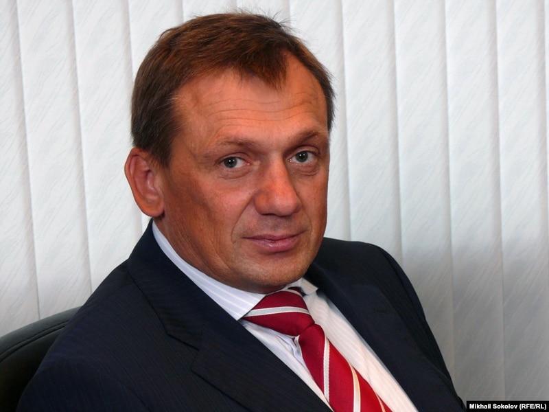 Сергей озеров член единной россии