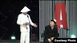Кыргызские юмористы.