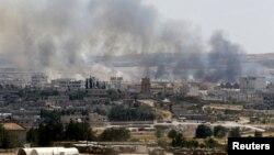 Кобани қаласы.