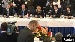 Bratislava: početak samita