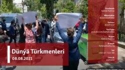 Protest güni Türkmenistanyň Stambuldaky konsulhanasynda nämeler boldy?