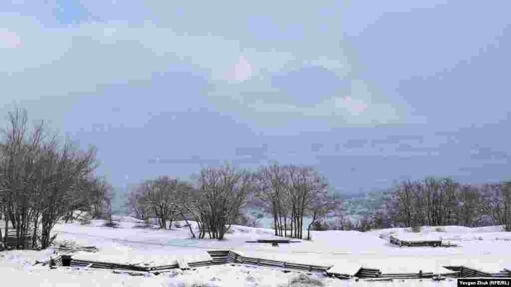 Східні схили Сапун-гори