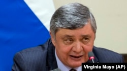 Russian special envoy for Afghanistan Zamir Kabulov (file photo)