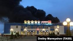 Пожежа в Красноярську, 26 квітня 2019 року