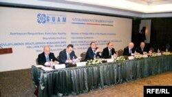 Azərbaycan, Gürcüstan, Ukrayna və Moldovanın diplomatları Bakıda bir araya gəliblər