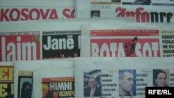 Kosovska štampa