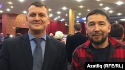 Фирзәт Габидуллин һәм Илнур Муллабаев (у)
