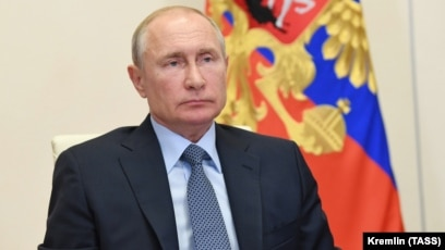Putin Signals Possibility Of Seeking Reelection If Russians Back Constitutional Change