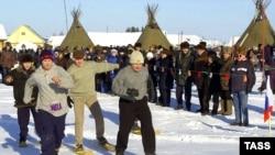 Согласно последней переписи «племя» уральских манси насчитывает всего 147 человек