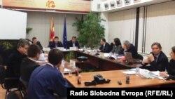 Седница на Државната изборна комисија