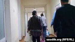 Одна из ташкентских больниц. Иллюстративное фото.
