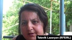 Мать Каро Айвазяна Марине Меликян