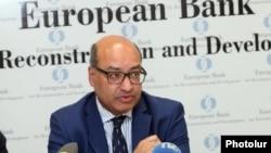 Президент Европейского банка реконструкции и развития (ЕБРР) Сума Чакрабарти.