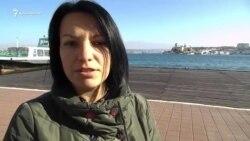 Татьяна Потапская о выселении из общежития (видео)