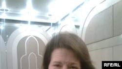 Emma Nicholson în 2009