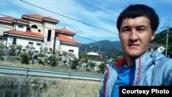 Оразхан Нурмахан в Южной Корее.