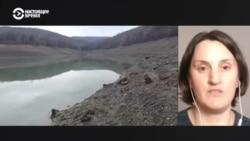 Как в аннексированном Крыму живут с нехваткой пресной воды