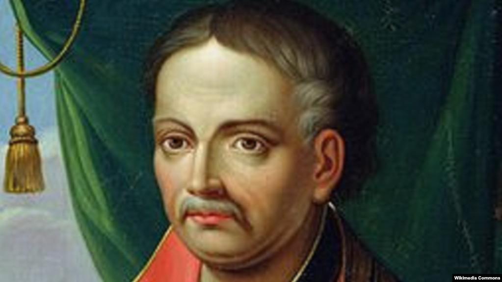 Піліп Орлік, украінскі палітычны, дзяржаўны і ваенны дзеяч