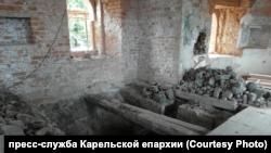 Раскопки в Карелии