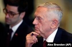 Sekretari amerikan i Mbrojtjes, Jim Mattis