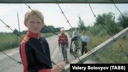Дети, живущие в зоне отселения вокруг Чернобыльской АЭС