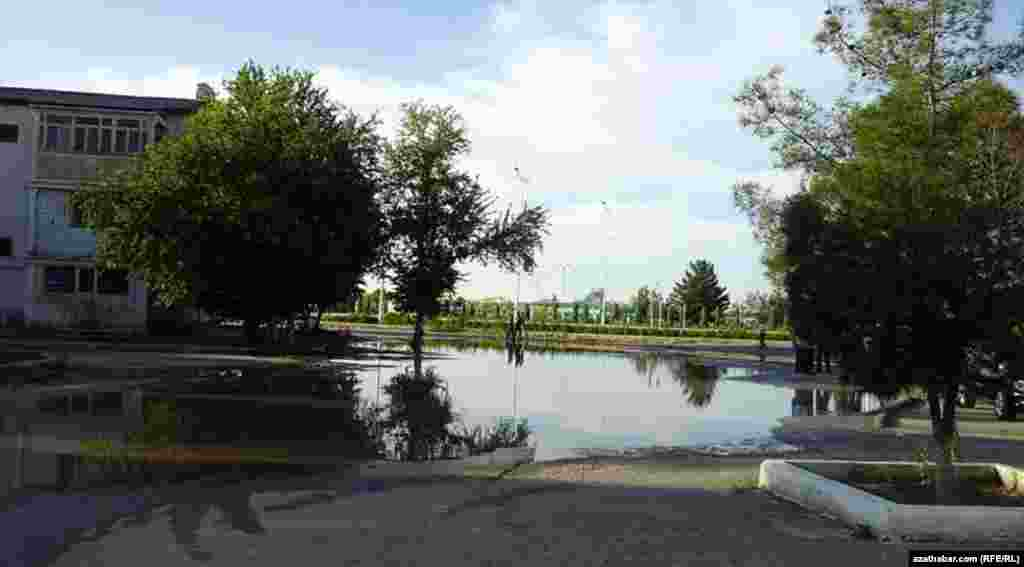 Микрорайон Мир-6, Ашхабад