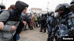 Rusia protestatară: de la Moscova la Vladivostok