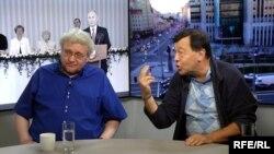 Алексей Михайлов и Евгений Гонтмахер