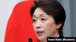 Глава организационного комитета Олимпийских игр в Токио Сэйко Хасимото