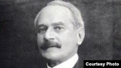 Diplomatul Nicolae Mișu (Foto: Daniel Cain, Nicolae Mișu, un trimis al Majestății sale)