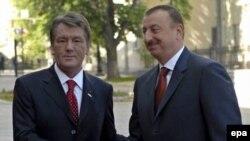 Sentyabrın 7-si Ukrayna prezidentinin Azərbaycana ilk rəsmi səfəri başlayır