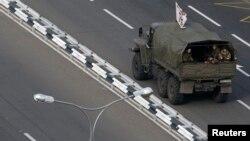 Проросійські сепаратисти, листопад 2014 року