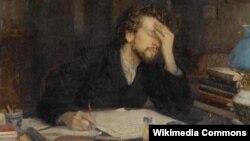 Леанід Пастэрнак, «Пакуты творчасьці» (1892)