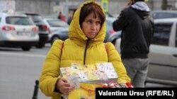 La Chișinău de 8 martie