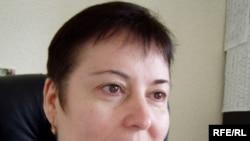 Moldova -- Valentina Ursu, RFE correspondent, Chișinău, 2009