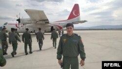 Адисбек Жакыпбаев стал военным пилотом.
